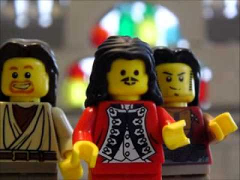 Lego Charles Ii King Of Bling video