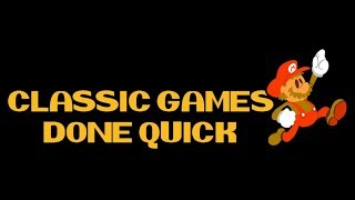 Donkey Kong Country by v0oid in 32:54 - Classic Games Done Quick 10th Anniversary Celebration