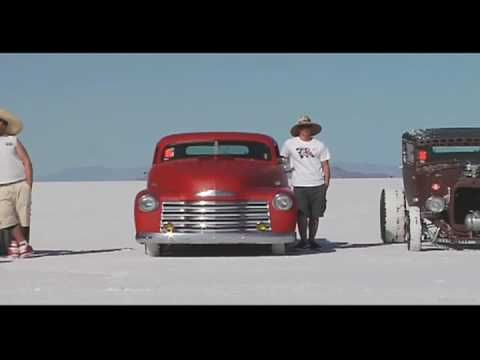 Bonneville Speedweek 2009 / Salt Fever pt. 2