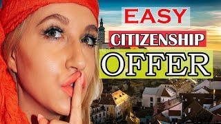 6 Countries Where Getting Citizenship is Very Easy //ARE YOU READY?