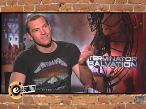 Sexy Man Sam Worthington on Avatar & Terminator Salvation Video