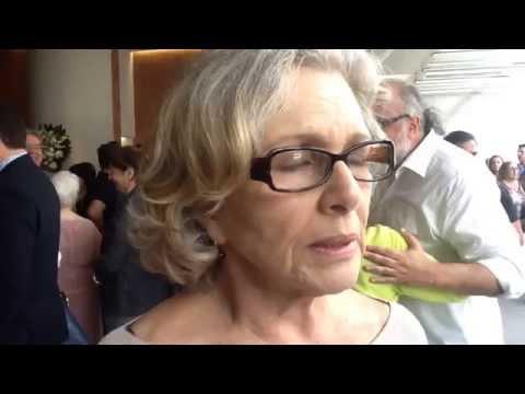 Irene Ravache fala sobre Antônio Abujamra