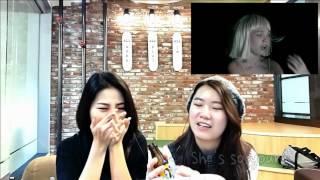 Download Lagu Koreans react to Sia Big Girls Cry. Panic disorder of best musician Gratis STAFABAND