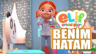 Elif ve Arkadaşları  - Benim Hatam - TRT Çocuk Çizgi Film