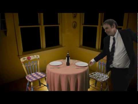Dinner For One---dan Margarita video