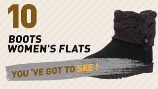 Boots Women's Flats // New & Popular 2017