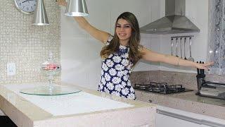 Tour pela Cozinha | Paloma Soares
