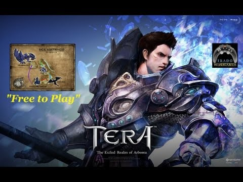 TERA Rising Free to Play Sigil Adstringo Dungeon