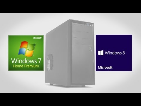 Windows 7 vs Windows 8! Ask Me #006