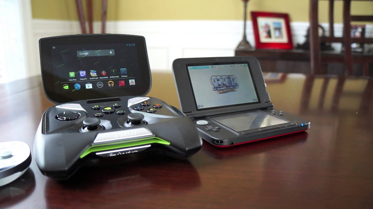 Nvidia Shield Shield Portable Unboxing And Initial Review