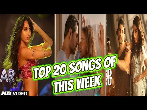 Top 20 Songs Of This Week | Bollywood Songs | 22 July 2018
