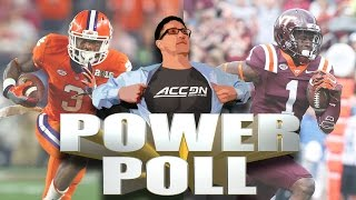 Artavis Scott, Mike Williams, Isaiah Ford?  Who Will Be The ACC
