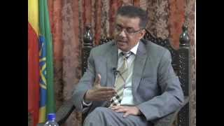 Dr. Tedros Adhanom interview with FBC and Addis TV 2015 Part-3
