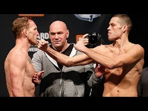 TUF 18 Finale WeighIn Highlights