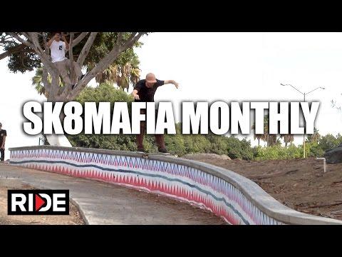 SK8MAFIA Monthly DECEMBER 2015