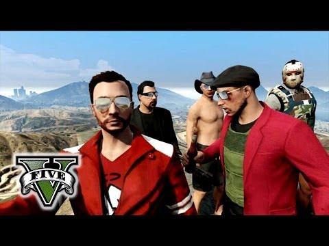 GTA 5 THE CREW (Subs) Live Stream  – GTA Cheats, Money, Jets, Bank