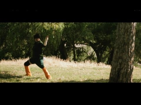 Extended Rock Lee Opening Training Sequence -- Naruto Shippuden: Dreamers Fight Image 1
