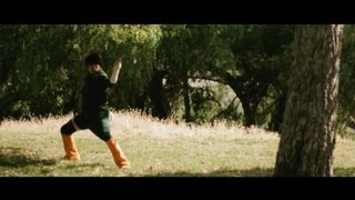 Extended Rock Lee Opening Training Sequence -- Naruto Shippuden: Dreamers Fight