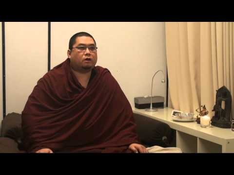 Taking Trances - a Dharma Talk by Tsem Rinpoche