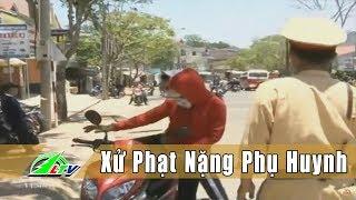 [An Ninh] Tin Nhanh Xử Phạt Phụ Huynh Không Đội Mũ Bảo Hiểm Cho Trẻ Em | Lâm Đồng | LDTV