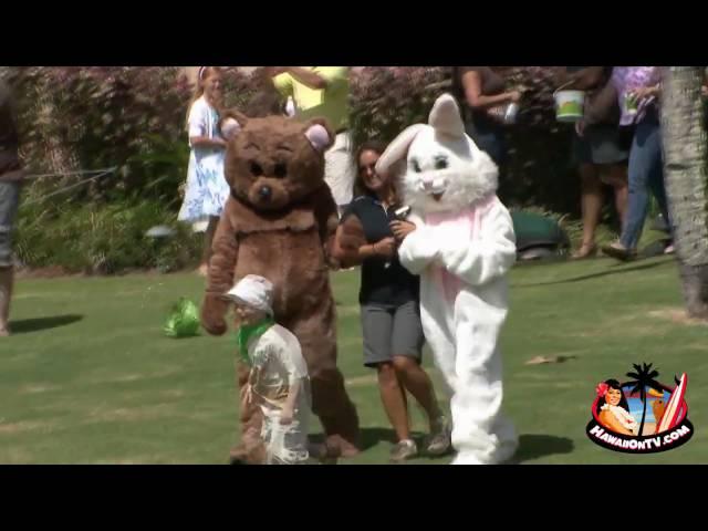 Ritz-Carlton Kapalua Maui - Easter Sunday Brunch 2011