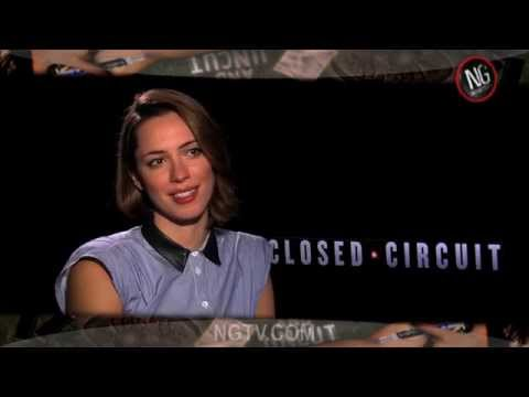 Eric Bana, Rebecca Hall & John Crowley Uncensored on Closed Circuit