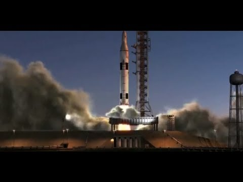 3D Animation Film - Orion Mission-1 Video : Nasa Spacecraft
