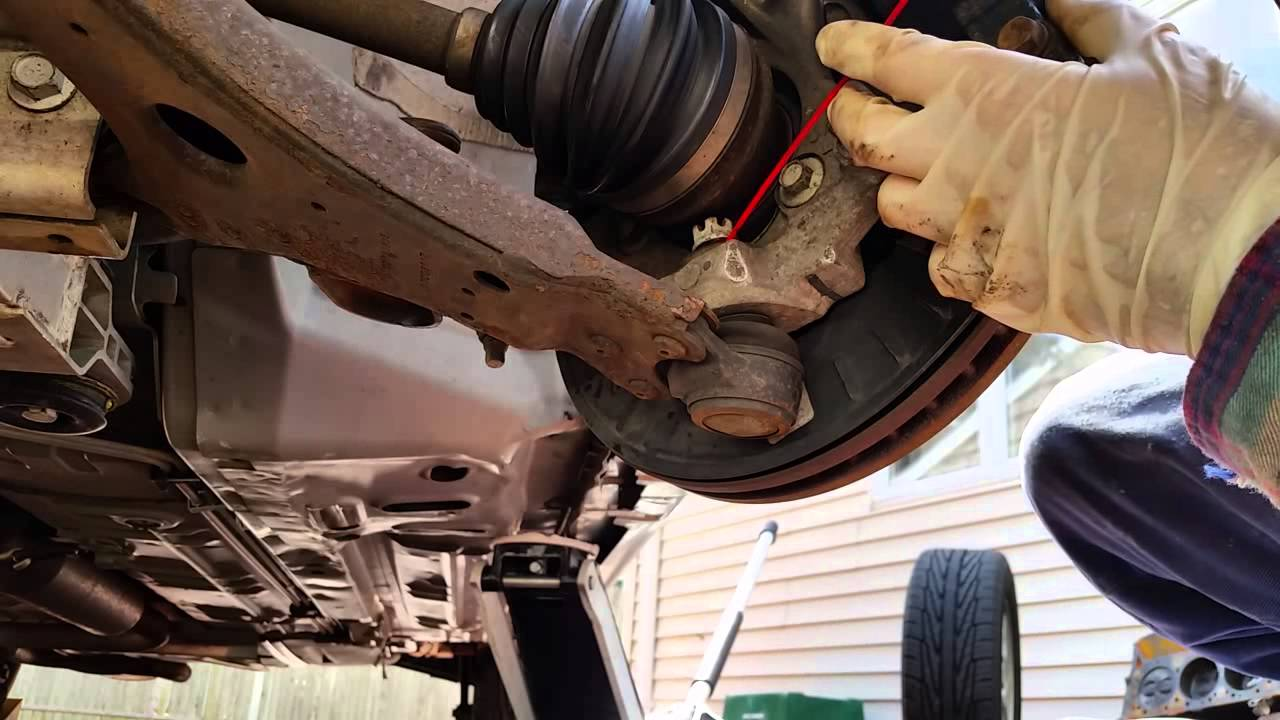 How To Change A Control Arm Ex Chevy Impala 2006 2013