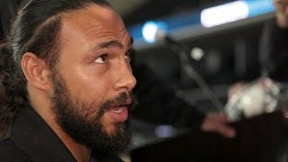Keith Thurman responds to Angel Garcia