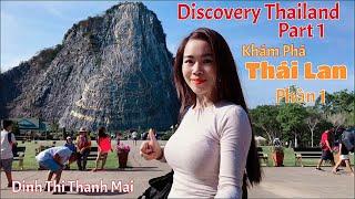 Khám Phá Thái Lan phần 1:Discovery Thailand,Bangkok,Pattaya,Part 1