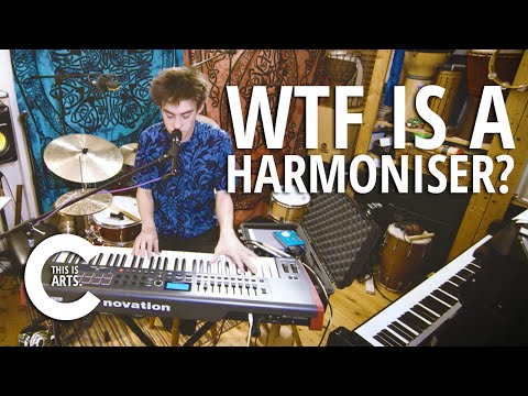JACOB COLLIER: WTF IS A HARMONISER? | EFG LONDON JAZZ FESTIVAL PREVIEW
