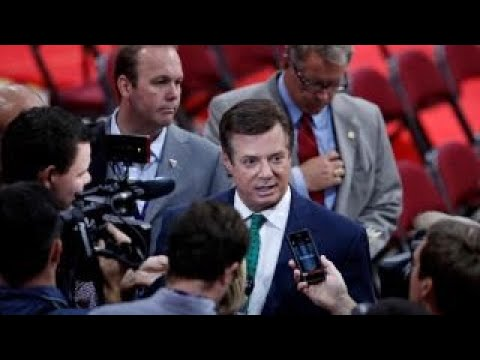 Manafort indictment: 'Significant charges' have been brought, says Robert Ray