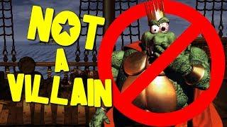 King K. Rool is NOT A VILLAIN !