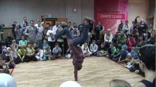 DC BATTLE by DANCE CLASS 13.10.2012