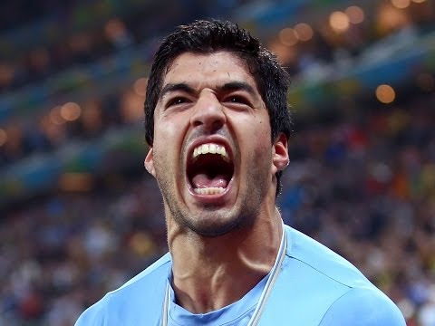 Luis Suarez Banned for BITING REACTION / REVIEW!!!