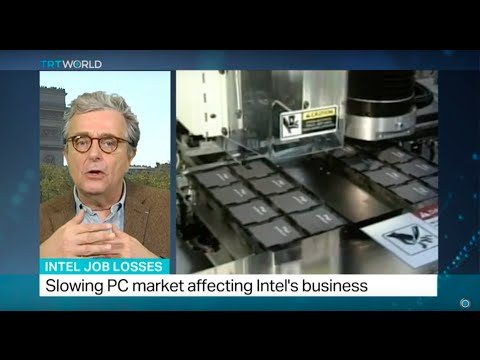 Intel to cut 12,000 jobs worldwide, Craig Copetas weighs in