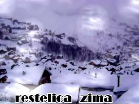 Zima vo Restelica