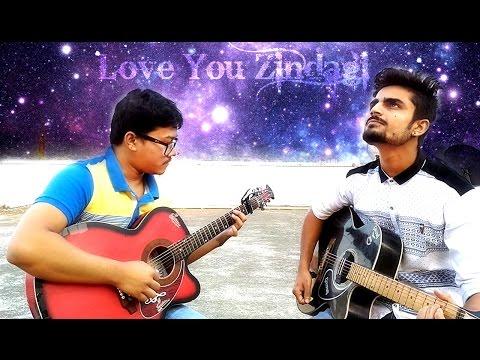 Love You Zindagi | Dear Zindagi | Amit Trivedi | Jasleen Kaur Royal | Cover | Sky Balloons