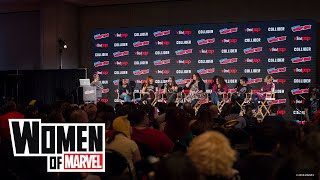 Women of Marvel is Coming Back to NYCC!