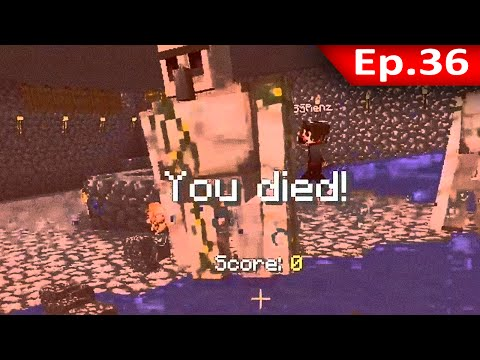 Tackle⁴⁸²⁶ Minecraft (1.7.9) #36 - Iron Golem Farm: เยอะไปแล้ว
