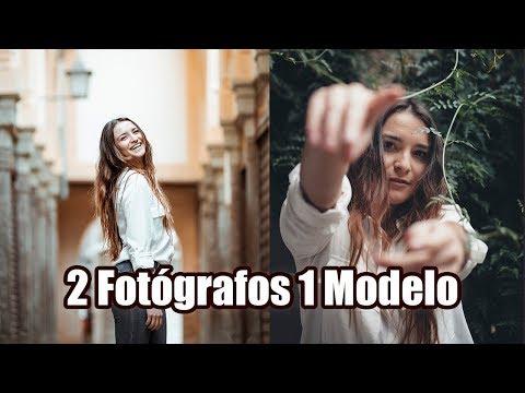 2 FOTÓGRAFOS 1 MODELO | GRANADA