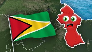 Guyana Geography/Guyana Country Governorate Song