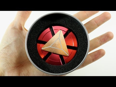 Iron Man Fidget Spinner!!!
