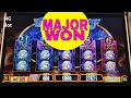 Timber Wolf Deluxe Slot Machine Bonus MAJOR JACKPOT WON Live Slot Play mp3