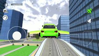 Flying Car City 3D | New Flying Car Game Android | Game Pickle