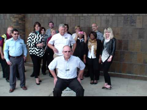 Ice Bucket Challenge Southgate Centre