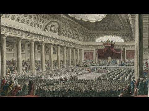 Today in History: Louis XVI of France summons Estates-General . . . too late (1789)