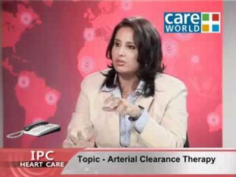 Arterial Calcification treatment - IPC, Mumbai.