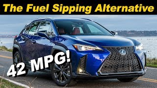 2019 Lexus UX | Thrifty, But Not Terribly Swift