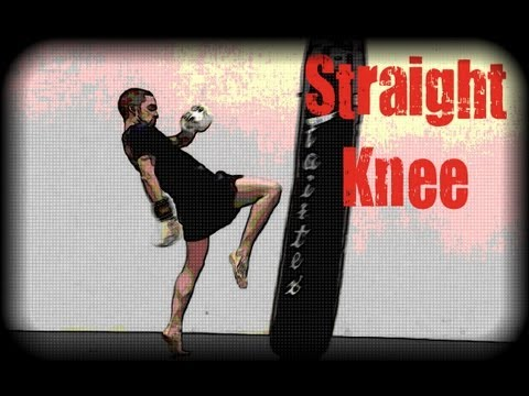 Muay Thai - How to Throw a Straight Knee Image 1